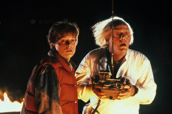 Back to the Future 1985, (c) Universal Pictures