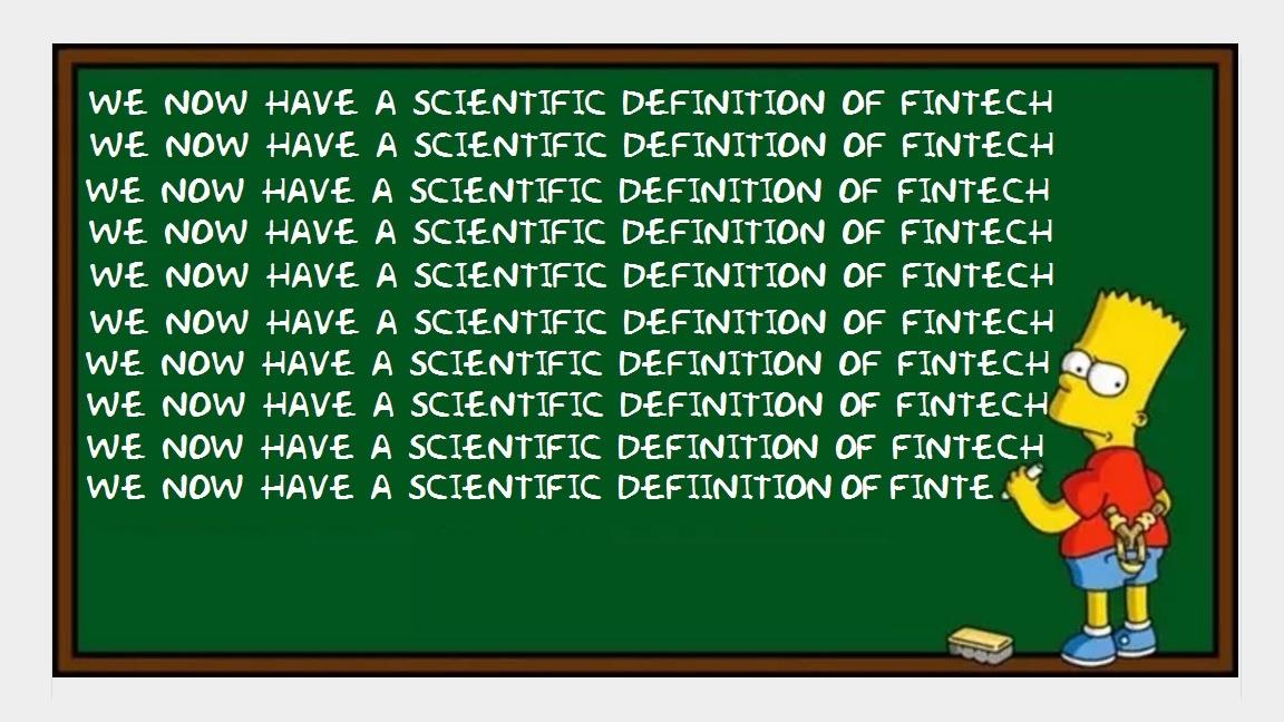definition scientific fintech